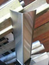 """Stainless Steel Corner Guards Angle  2 1/2"""" x 2 1/2"""" x 48"""" (Set of 12)"""