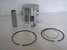 NEW YAMAHA DT175 DT 175 A/B/C/E/MX COMPLETE PISTON KIT + RINGS ALL YEARS +0.50m