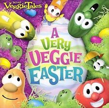 NEW A Very Veggie Easter (Audio CD)
