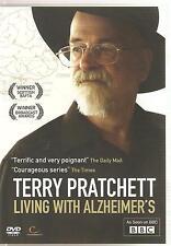 TERRY PRATCHETT LIVING WITH ALZHEIMER'S DVD  AS SEEN ON BBC