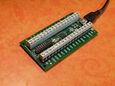I-PAC 2 Controller with USB Cable. Ideal for MAME or Virtual Pinball (US Seller)