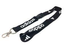 Adidas Keychain Lanyard (Black)