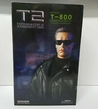 "Terminator 2 T-800 Cyberdyne System Model 101 12"" Collectible Figure 2006"