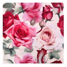 Rose Paper Napkins for Decoupage Kleenex Tableware Tissues DIY Crafts Decoration