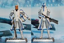 Star Wars Clone Wars CUSTOM Captain Rex, Cold Weather gear with REMOVABLE helmet