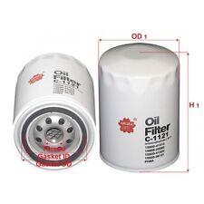 6xOil Filter Z9 C1121