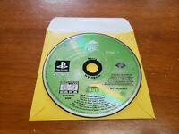 Pizza Hut Original Sony PlayStation PS1 Disc ONLY Not For Resale Demo Disc 1