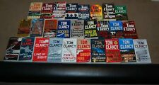 Complete First 27 Volume Lot of Jack Ryan Universe Series by Tom Clancy