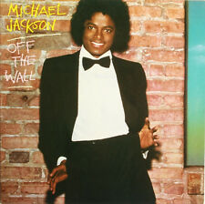 Michael Jackson - Off The Wall - 180gram Vinyl LP *NEW & SEALED*