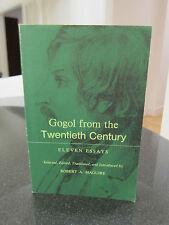 Gogol from the Twentieth Century - Eleven Essays (1995, Paperback)