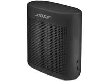 Bose SoundLink Color II Altavoz Bluetooth Compacta 5,6x12,7x13,2cm - Negro