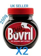 2x Bovril Originial Beef Extract Jar-250g