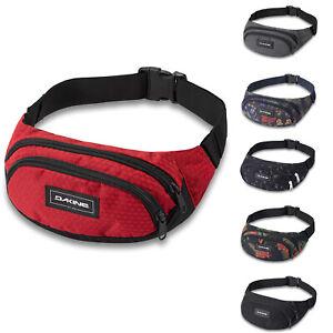 Dakine Unisex Adjustable Mesh Fleece-Lined Hip Pack