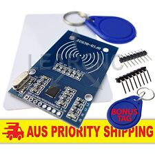 NFC RFID RC522 Mifare Proximity IC Card Read Write SPI Arduino Raspberry Pi