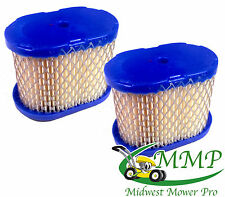 2 Pack Air Filters Fits  Briggs & Stratton 498596 690610 697029 5059h 4207