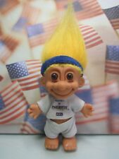 """SAN DIEGO CHARGERS SPORTS TROLL - 5"""" Russ Troll Doll - NEW STORE STOCK"""