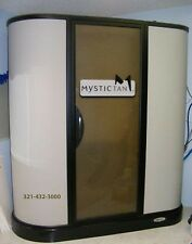 My Mystic MTM 2500 spray tanning booth plus all products needed to get started