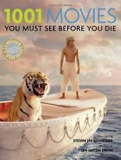 1001 Movies You Must See Before You Die (Hardback - 2013) Fast FREE Delivery