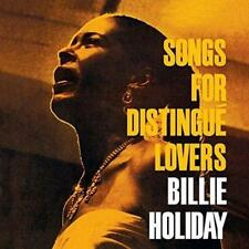 Billie Holiday - Songs For Distingue Lovers - Remastered (NEW CD)