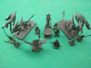 Dark Elves Lot Morathi Hydra Cauldron Lokhir Warhammer AoS Age of Sigmar