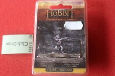 Games Workshop The Hobbit Goblin Captain Middle Earth Finecast New BNIB LoTR OOP
