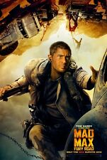 Mad Max poster - Tom Hardy poster, Mad Max Fury Road poster (b) 11 x 17 inches