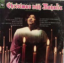 Christmas with Mahalia                         LP Record