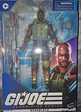 "G.I. Joe Classified Series ROADBLOCK 6"" Action Figure Hasbro New!"