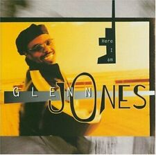 Glenn Jones Here I am (1994)  [CD]