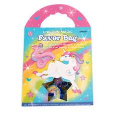 Girls Pre Filled Unicorn Magic Party Bags, for Birthdays Wedding School Reward