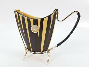 50er Jahre ILKRA Keramik Salzstangenhalter Vintage Design Mid-Century 50s