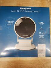 Honeywell Lyric C2 Wifi Security Camera