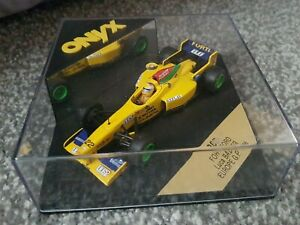 Onyx 287 Forti Ford Luca Badoer Europe GP 1996 1:43 Scale