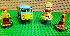 LEGO Dimensions Scooby Doo Team Pack 71206 Shaggy Scooby Doo Mystery Machine