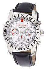 Riedenschild chronograph grandprix naranja/plata con Seiko Vd 53 mecanismo nuevo