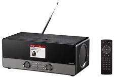Hama DIR3100M Internetradio/DAB+ /FM/Multiroom/App-Steuerung schwarz