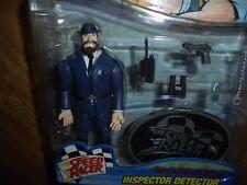 """Speed Racer Series 2 """"INSPECTOR DETECTOR"""" Action Figure ReSaurus 1999"""