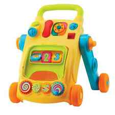 Electrónica 2 En 1 Bebé Niño actividad Walker aprendizaje Centro De Juegos Juguete Regalo Nuevo