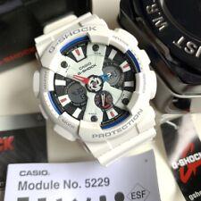 Casio G-Shock *GA120TR-7A Anadigi Tricolor White Watch Ivanandsohia COD PayPal
