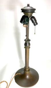 Unique Art Lamp base for Handel or Tiffany Lamp