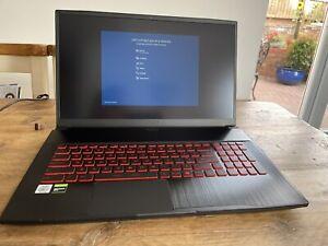 msi gaming laptop Gf75 Thin