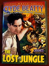 The Lost Jungle Volume 2 Chapters 7-12 (DVD, 1934) - E0331