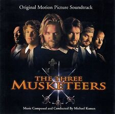 The three Musketeers-Original Motion Picture Soundtrack/CD-Top-stato