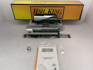 MTH RailKing 30-1415-1 Southern Streamlined Hudson 4-6-4  Steam PS.2 O Gauge New