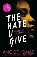 The Hate U Give, Very Good Condition Book, Thomas, Angie, ISBN 9781406372151