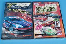 2 Full Throttle automotive DVD's Tuner Transformation NMCA Super Series Atlanta