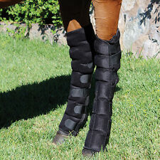 Professional's Choice Full Leg Ice Boots w/frozen gel pockets cold therapy horse