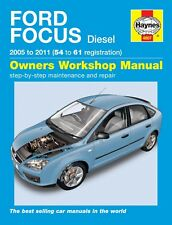 buy ford focus 2007 car service repair manuals ebay rh ebay co uk ford focus 2007 owners manual uk ford focus st 2007 owners manual