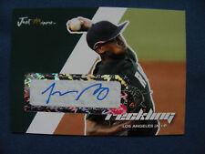 2008 Just Minors R/C autograph Trevor Reckling Los Angeles (A) #56 $1 S&H