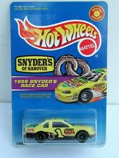 Hot Wheels 1999 Promo Special Edition Snyder's of Hanover Race Car MOC
